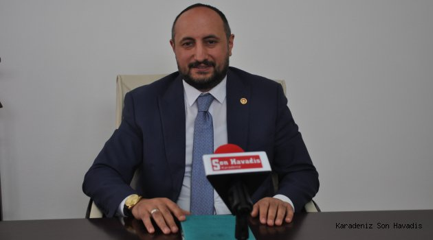Röportaj: AK Parti Kayseri Milletvekili İsmail Emrah Karayel