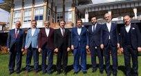 2.Bölge Belediye Başkanları Beyoğlu'nda bir araya geldi