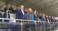Milletvekili Özbakır,Zonguldak Kömürspor'a başarılar diledi