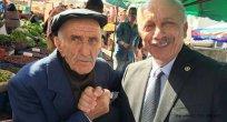 Özbakır ,1 Ekim Dünya Yaşlılar Günü dolayısıyla bir mesaj yayımladı.