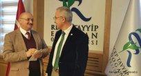 Recep Tayyip Erdoğan Üniversitesi Rektörü Prof. Dr. Hüseyin KARAMAN