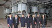 Dünyanın en modern çay paketleme fabrikası olacak...