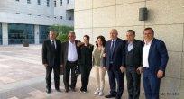 Karadenizli Sanatçılardan Özbakır'a Ziyaret