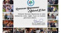 Başkan Hüseyin Uysal'ın Ramazan Bayramı kutlama mesajı
