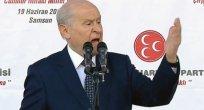 Bahçeli: Zillet ittifakından Türkiye Cumhurbaşkanı çıkmaz
