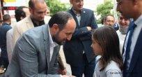 AK PARTİ Milletvekili Adayı KARAYEL, Dur Durak Bilmiyor