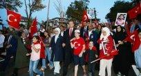 Cumhurbaşkanı Erdoğan 15 Temmuz Şehitler Köprüsü'nde düzenlenecek yürüyüşe katılacak