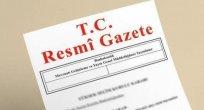 Cumhurbaşkanı Erdoğan'ın atama kararları Resmi Gazete'de