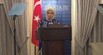 Emine Erdoğan'dan ABD'de