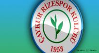 PFDK 'dan Çaykur Rizespor'a ceza geldi.