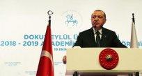 Cumhurbaşkanı Erdoğan: Yeni dönemde öncelikli hedefimiz...