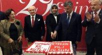 Rize'de 29 Ekim Cumhuriyet Bayramı Resepsiyonu