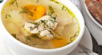 Soğuk Algınlığının Şifası: Tavuk Suyu Çorba