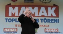 Cumhurbaşkanı Erdoğan, Üreğil Millet Bahçesi'nde düzenlenen toplu açılış töreninde konuştu