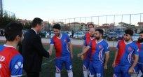 6.Altın Safran Kurumlar Arası Futbol Turnuvası Başladı