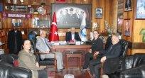İyi Parti Çatalağzı Belediye Başkan Adayı GMİS'i Ziyaret Etti