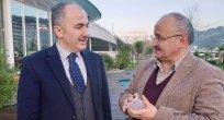 Röportaj : AK Parti Rize Belediye Başkan adayı Rahmi Metin