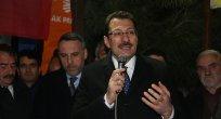 """AK Parti'ye oy vermek Erdoğan'a güç vermektir"""