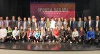 Başarılı sporcu ve spor kulüplerine 234 bin TL ödül...