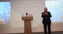"""Başkan Büyükkılıç:  """"E-ticaret Merkezi KAYSERİ Olacak"""""""