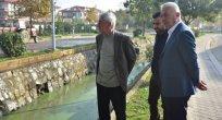"""""""Başkan İspiroğlu Kanal Islah Çalışmalarını İnceledi"""""""