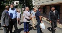 Başkan Kasap' tan Portakallık Mahallesine Ziyaret