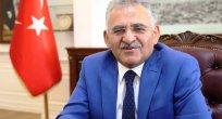 """Başkan Memduh Büyükkılıç  """"AKILLI ŞEHİR İÇİN  ALMAN HEYETİ KAYSERİ'DE"""""""