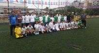 Büyükşehir Belediyesi Yaz Futbol Okulu başladı