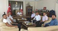 ÇAYKUR GENEL MÜDÜRÜ ALİM KAYSERİ BÖLGE'DE İNCELEMELERDE BULUNDU