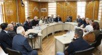 CHP İl Yönetiminde Başkan Köse'ye Ziyaret
