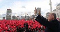 Cumhurbaşkanı Erdoğan, 5 millet bahçesinin açılış törenine katıldı