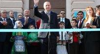Cumhurbaşkanı Erdoğan, Komrat'ta Kültür Evi'nin açılışını yaptı