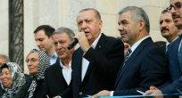Cumhurbaşkanı Erdoğan, Orgeneral Hulusi Akar Cami ve Külliyesinin açılış törenine katıldı