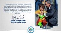 Ereğli Belediyesi Kurban Bayramı mesajı