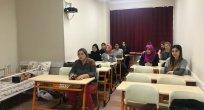 İşkur' dan Hasta, Yaşlı, Bakım Elemanlarına Seminer