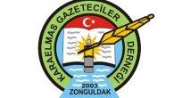 KARAELMAS GAZETECİLER DERNEĞİ ''24 Temmuz Basın Bayramı Açılaklaması''