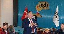 Kayseri OSB'de sanayici buluşmaları devam ediyor