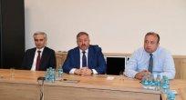 Kayseri OSB Projelerini Değerlendirme Toplantısı Yapıldı