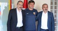 Kayseri Ticaret Odası Yönetiminden Kayserispor'a Ziyaret