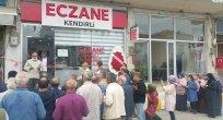 KENDİRLİ BELDESİ TEKRAR ECZANE'YE KAVUŞTU