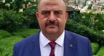 MHP Rize İl Başkanı Mustafa Yıldız teşekkür etti