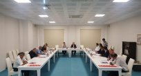 OSBÜK YANGIN GÜVENLİĞİ KOMİSYONU TOPLANTISI KAYSERİ OSB'DE YAPILDI