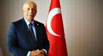 """Özbakır'ın """"29 Ekim Cumhuriyet Bayramı Kutlama Mesajı"""
