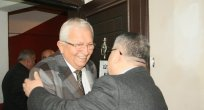 Posbıyık' dan Emekliler Derneğine Ziyaret