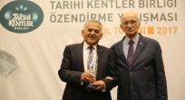 Prof.Dr.METİNSÖZEN'den  Başkan Büyükkılıç'a anlamlı ve övgü dolu açıklama