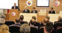 """Rize'de """"İstihdam Seferberliği 2019"""" Kampanyası Bilgilendirme Toplantısı Yapıldı"""