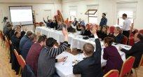 Safranbolu Belediye Meclisi Toplandı.
