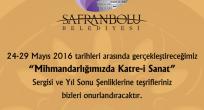 SAKEM Yılsonu Sergi ve Şenlikleri 24 Mayısta Başlıyor