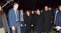 Sarıeroğlu, Adana'da sağanaktan zarar gören yerleri inceledi