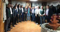 Sedat Özbakır STK'lar ile bir araya geldi.